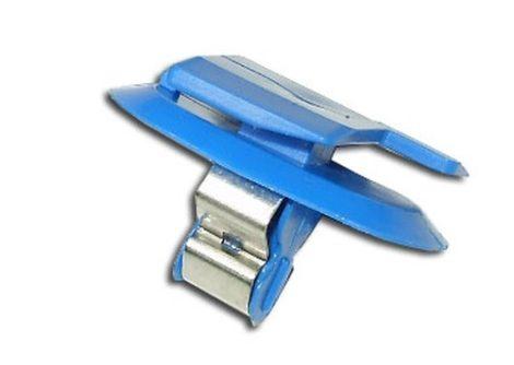 Kárpitrögzítő patent 20x16,4x10,7 kék, 5 db/csomag Citroen Peugeot Opel Chevrolet