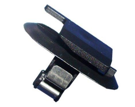 Ajtókárpit rögzítő patent 17x20x8x12 fekete, 5 db/csomag Opel GM Daewoo Chevrolet