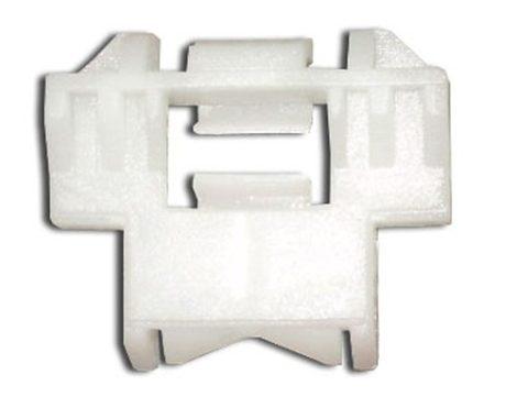 Díszlécrögzítő patent 29x33 fehér, 5 db/csomag Renault