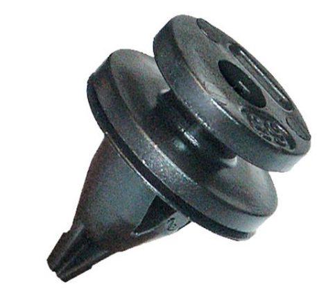 Kárpitrögzítő patent 12,7x8x12,7 fekete, 10 db/csomag Renault