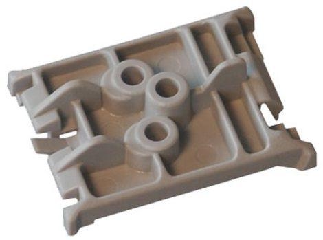 Díszlécrögzítő patent 36x25 szürke, 10 db/csomag Renault