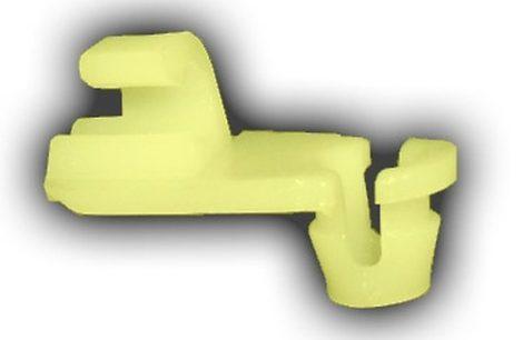 Ajtórúd rögzítő patent 4x6x6 sárga, 10 db/csomag Renault