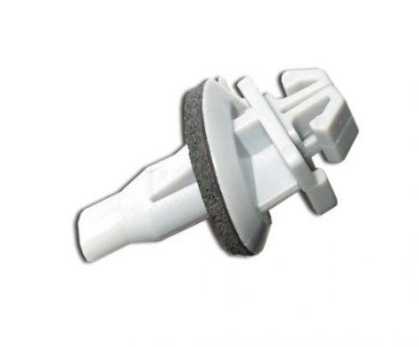 Sárvédődíszléc rögzítő patent 7,8x8,5x7x20,2 szürke, 10 db/csomag Lexus Toyota