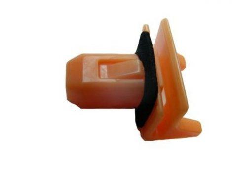 Oldaldíszléc rögzítő patent 20x15,7x8,7x8,7x15 narancssárga, 5 db/csomag Toyota Lexus