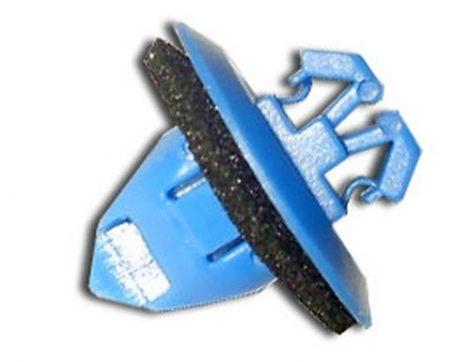 Oldaldíszléc rögzítő patent 8,7x8,7x10,1 kék, 10 db/csomag Toyota Lexus