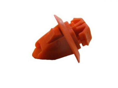 Díszlécrögzítő patent 8,2x8,4x14 piros, 10 db/csomag Toyota