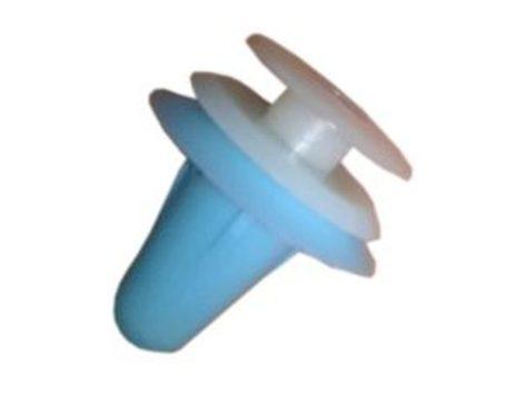Ajtókárpit rögzítő patent 13,2x8,2x14,4 kék, 10 db/csomag Toyota Mitsubishi
