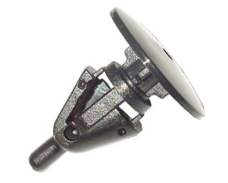 Burkolat rögzítő patent 18x8,5x21,9 fekete, 10 db/csomag Toyota Lexus