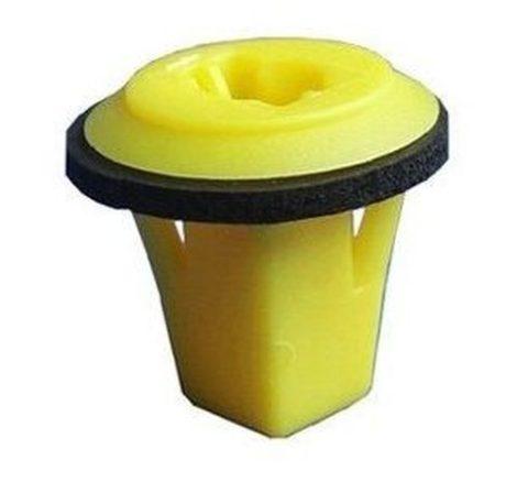 Univerzális patent 15,9x8,5x8,5x16,6 sárga, 10 db/csomag Toyota