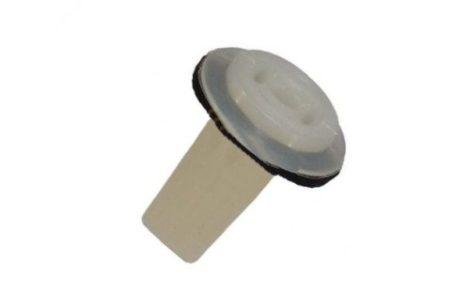 Kárpitrögzítő patent 8,5x8,5x4,8x17,3 fehér, 25 db/csomag Honda Toyota Nissan Mazda