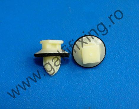Küszöbdíszléc, ajtó díszléc rögzítő patent, sárga, 14,8*8*11,3, Toyota, Lexus 10 db/csomag