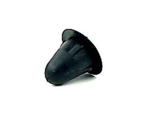 Belső visszapillantó dísz rögzítő patent 14,7x10x12,6 fekete, 5 db/csomag Chevrolet