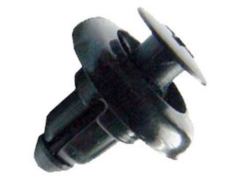 Lökhárító rögzítő patent 15,8x7x11,8 fekete, 10 db/csomag Suzuki