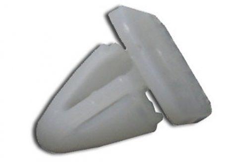 Oldaldíszléc rögzítő patent 12x14x8x13 fehér, 10 db/csomag Suzuki