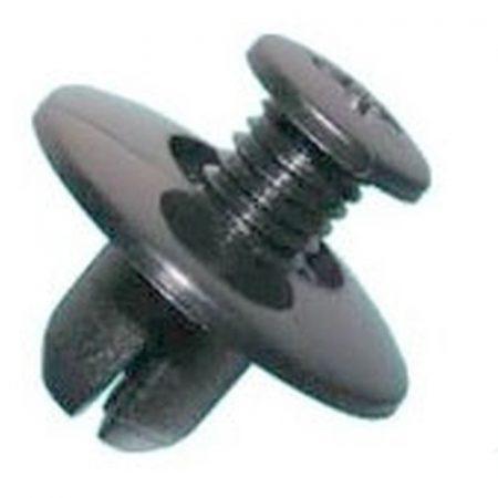 Kárpitrögzítő patent 20,5x8x9,3 fekete, 10 db/csomag Honda Nissan Mazda