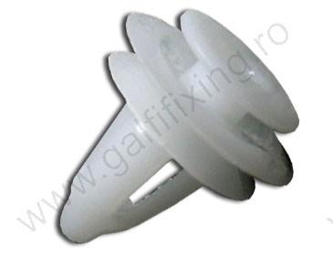 Ajtókárpit rögzítő patent, 13*18*16*8,5*14,6, 10 db/csomag, Honda