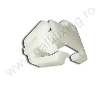 Oldaldíszléc rögzítő patent, 13*18*10*11*12,3, fehér, 10 db/csomag, Honda
