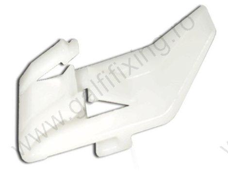 Díszléc rögzítő patent, 20*38, fehér, 5 db/csomag, Honda