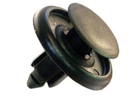 Kerékjárati dobbetét rögzítő patent 20x7x10,9 fekete, 10 db/csomag Citroen Peugeot Toyota Lexus