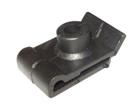 Kerékjárati dobbetét rögzítő patent 19x29x6,3 fekete, 10 db/csomag Toyota