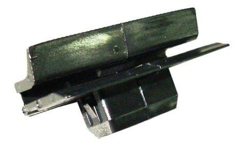 Lökhárító rögzítő patent 8,5x19,7 fekete, 10 db/csomag Toyota
