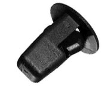 Kerékjárati dobbetét rögzítő patent 16,2x8,7x8,7x19,4 fekete, 10 db/csomag Toyota