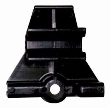 Hátsó lökhárító rögzítő patent fekete, 2 db/csomag Toyota