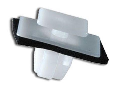 Oldaldíszléc rögzítő patent 10x12x9x10x10 fehér, 10 db/csomag Hyundai KIA