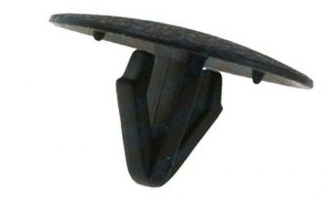 Motorháztető szigetelés rögzítő patent 26x9,5x14 fekete, 10 db/csomag Hyundai KIA