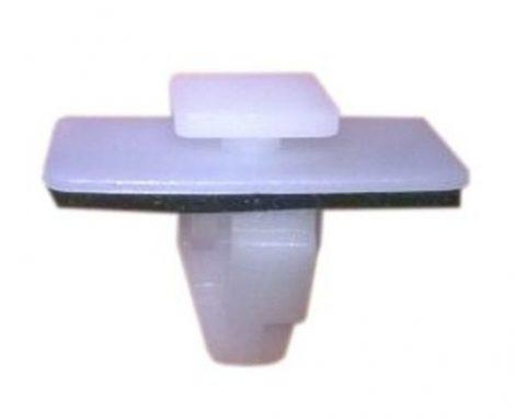Díszlécrögzítő patent 10x11x12x14,9 fehér, 10 db/csomag Hyundai KIA
