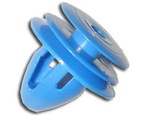 Ajtókárpit rögzítő patent 14,8x8x12 kék, 25 db/csomag Hyundai
