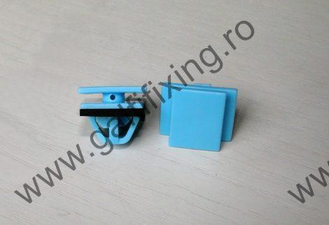 Ajtódíszléc rögzítő patent, 13,9*17,9*13,9*10,1, kék, Hyundai, 10 db/csomag