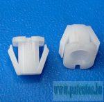 Ajtó díszléc rögzítő patent, 7,9*7,9*4,8*7,8, 10 db/csomag, Hyundai
