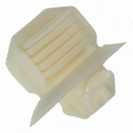 Oldal csomagtér kárpit rögzítő patent 15x9,5x10,6x7,8x7,5 krém, 10 db/csomag