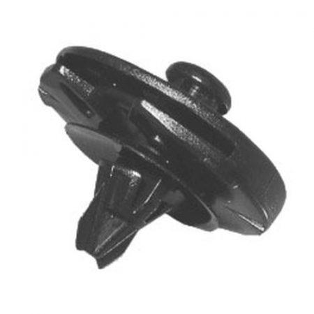 Ajtókárpit rögzítő patent 28x8x10,4 fekete, 10 db/csomag Volkswagen Seat Audi Skoda