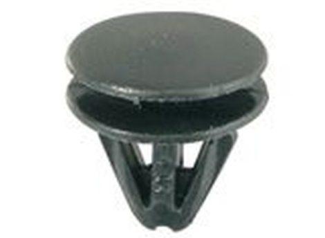 Ajtókárpit rögzítő patent 14x7,5x10 fekete, 10 db/csomag Volkswagen Seat Audi Skoda