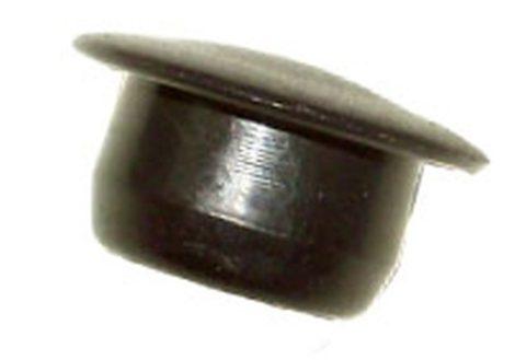 Rögzítő hüvely 15x10,6x5,5 fekete, 10 db/csomag Volkswagen Seat Audi Skoda