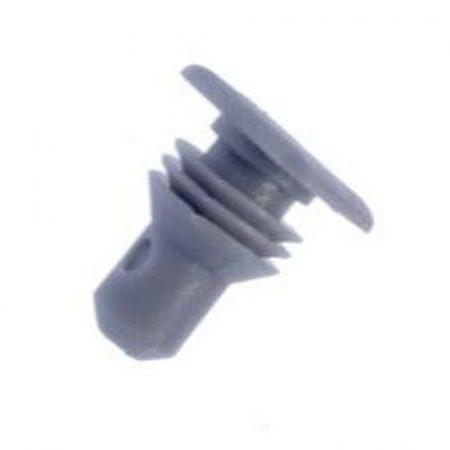 Ajtótömítő gumi rögzítő patent 5x11x5x9,3 szürke, 25 db/csomag Volkswagen Seat Audi Skoda