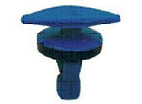 Ajtótömítő gumi rögzítő patent 6,4x15,9x5x5,5x9,4 kék, 25 db/csomag Volkswagen Seat Audi Skoda