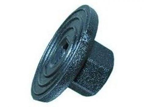 Univerzális műanyag anya 21x4,4 fekete, 10 db/csomag Mercedes Benz Volkswagen Seat Audi Skoda