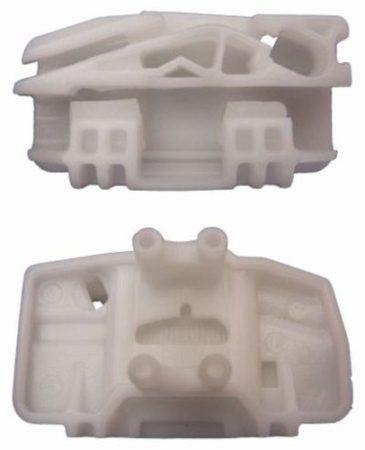 Első ajtóüveg rogzítő patent balos fehér Ford Volkswagen Seat Rover