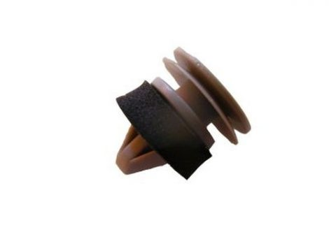 Ajtókárpit rögzítő patent 12,9x7x8,3 szürke, 10 db/csomag Volkswagen Seat Audi Skoda