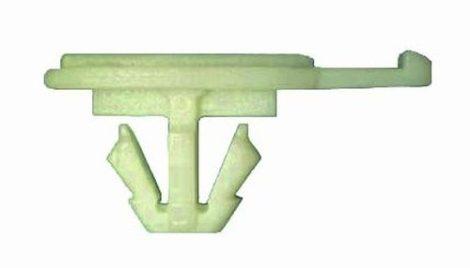 Díszlécrögzítő patent 28x10x9x9 fehér, 5 db/csomag Volkswagen Seat Audi Skoda