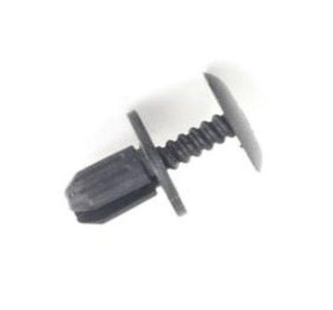 Kárpitrögzítő patent 15,5x6x8x13 fekete, 10 db/csomag Volkswagen Seat Audi Skoda