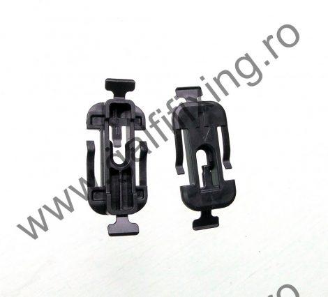 Küszöb díszléc, spoiler rögzítő patent, 30*16,1*40,5, Audi, 10 db/csomag