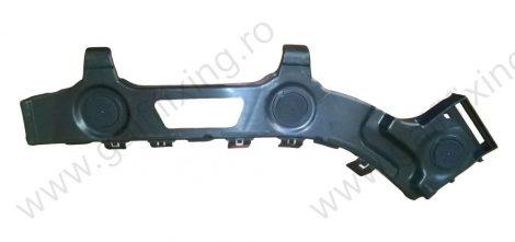 Lökhárító tartó, Opel Zafira '05->'12, első jobbos