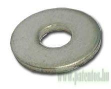 D fejű, kereszthornyú, horganyzott lemezcsavar, 3,5x25 mm, DIN 7981 4.8 galvanizált, 100 db/csomag