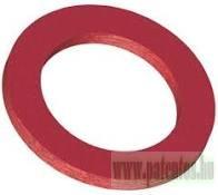 Lágyított vörösréz alátét (tömítő gyűrű), 10 db/csomag, DIN7603A