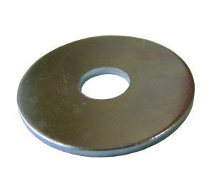 Fakötésű alátét, M8x24x1,50 (galvanizált), DIN 522C, 50 db/csomag